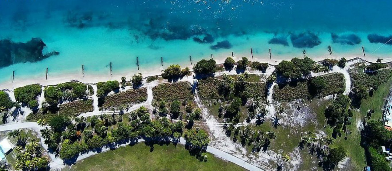 Welcome To The Historic Virginia Key Beach