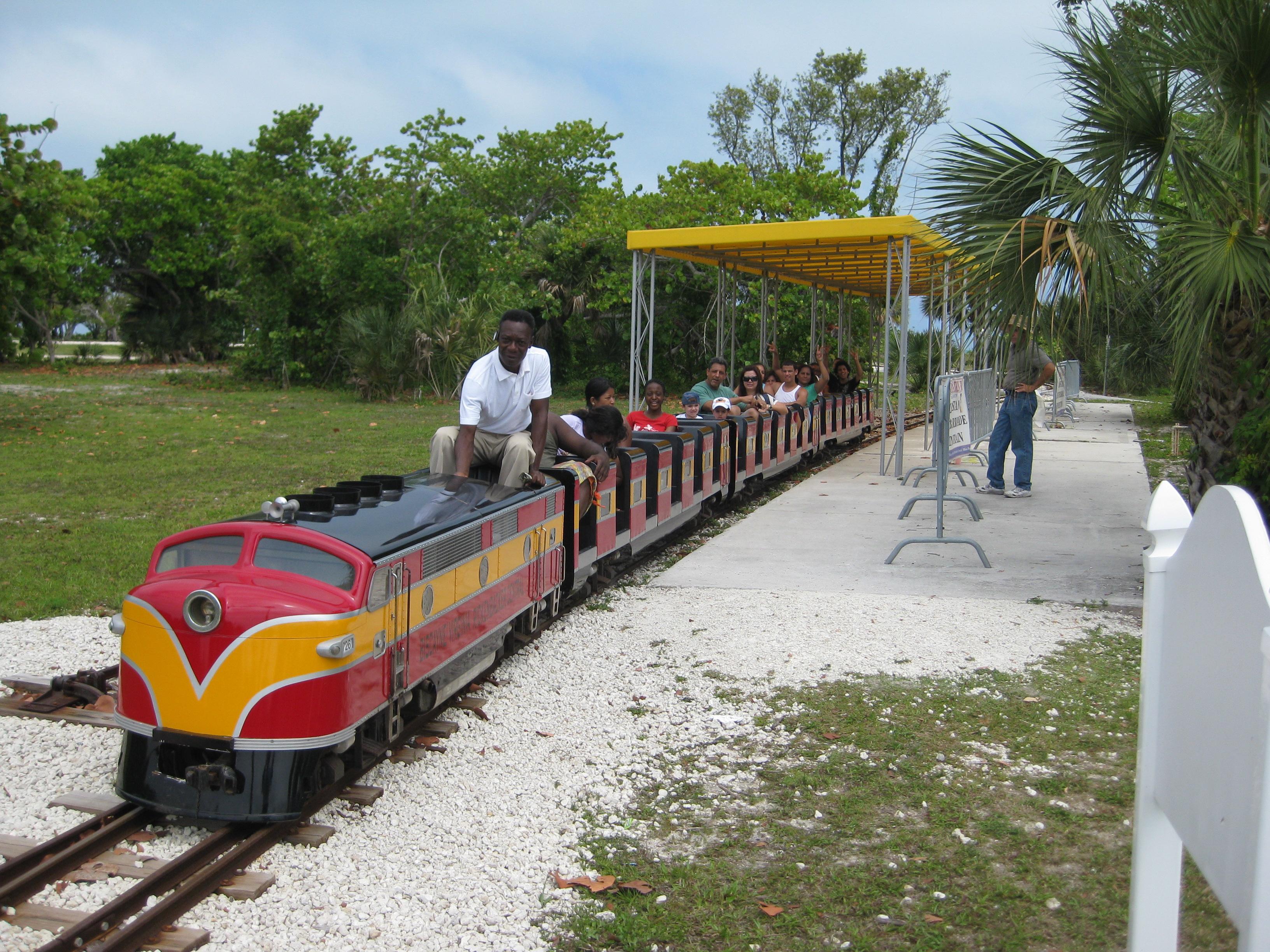 Historic Train Rides