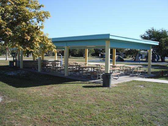 Main Pavillion