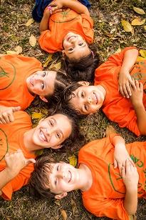 KeyBees Campn children