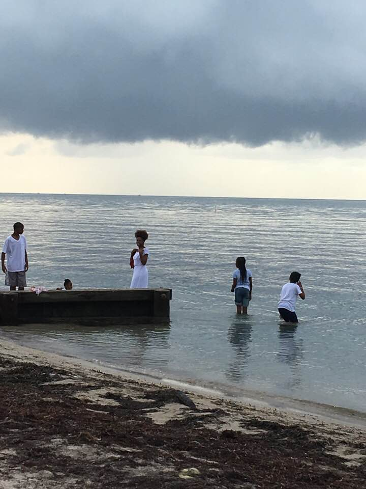 25th Annual Sunrise Ancestral Remembrance of the Middle Passage