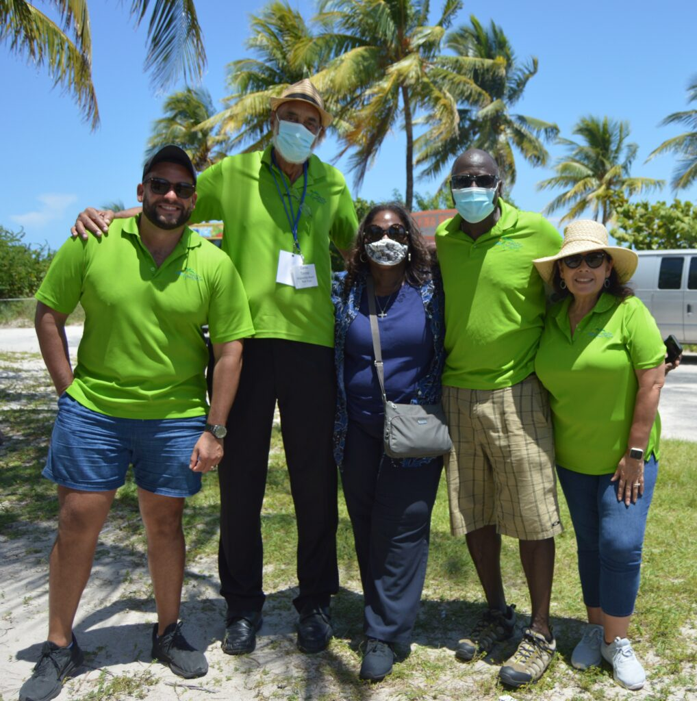 Virginia Key Beach Park Trustees & Staff